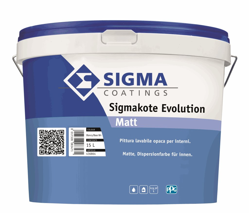 SIGMAKOTE EVOLUTION